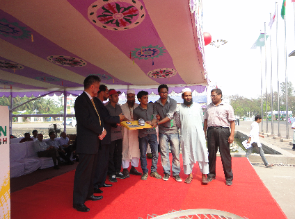 Championship Award in Eco-Run fuel  efficient car competition in 2015  &  1st Runner up Award in 2013